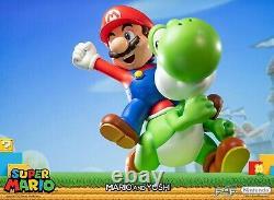 First4figures Super Mario & Yoshi Resin Statue Figure Figurine
