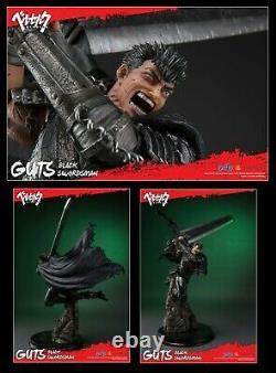 First 4 Figures Kentar Miura Berserk Resin Statue Guts Black Swordsman