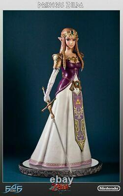 First 4 Figures Legend of Zelda Twilight Princess Statue 1/4 scale Statue Rare