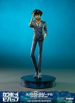 First 4 Figures Spike Spiegel Exclusive Cowboy Bebop Statue Figure Brand New