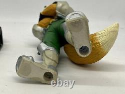 Fox McCloud Star Fox Zero Resin Statue Figure Gamestop Exclusive RARE 8 Inch