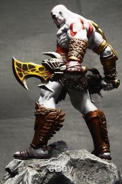 GK Alliance God of War 3 Kratos GK Resin Statue Figure Model 26CM In Stock New