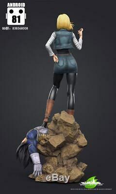 GREEN LEAF STUDIO 1/4 GLS005 Android 81 Female Resin Figure Statue Toys Dolls