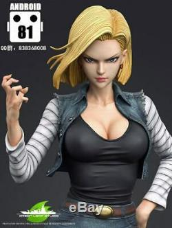 GREEN LEAF STUDIO 1/4 GLS005 Android 81 Female Resin Figure Statue Toys Presale
