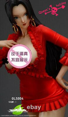 GREEN LEAF STUDIO GLS 004 Queen's Holiday Resin Figure Statue Limited Model Toy