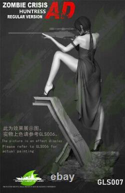 GREEN LEAF Studio 1/4th Zombie Crisis Huntress AD GLS007 Figure Statue Model Pre