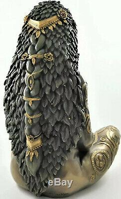 Gaia Mother Earth Goddess Figurine Statue Wiccan Pagan Altar 30cms UK