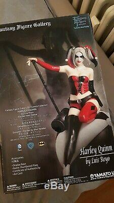 HARLEY QUINN Yamato Fantasy Figure Gallery, 1/6 Resin Statue (DC Suicide Squad)