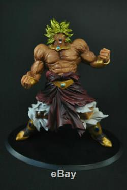 HQDX DragonBall Z Broly Musclemania Figure/Statue