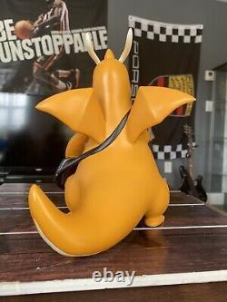 HUGE & HEAVY Perfect Dragonite RESIN Statue Figure Model RealisticRARE Pokemon