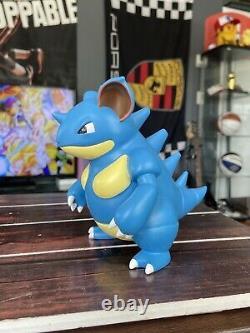 HUGE & HEAVY Perfect Nidoqueen RESINLIKE Statue Figure Realistic Rare Pokemon