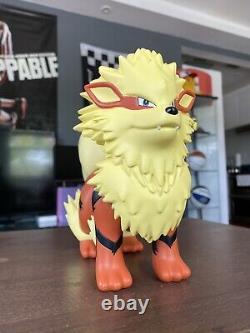 HUGE & HEAVY Realistic KING Arcanine RESIN Statue Figure Model Rare Pokemon