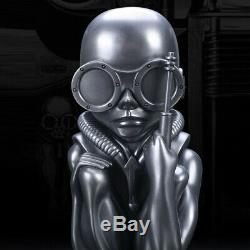 H. R. Giger AVP Birth Machine Baby Bullet Statue collectible action figures Resin