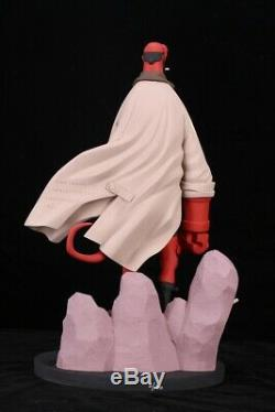 Hellboy 1.0 Comic Editio1/6 Scale Statue Studio Customize Action Figure In Stock