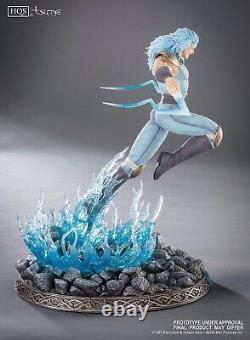 Hokuto No Ken Rei Hqs Tsume Resin Figure Statue