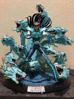 IN STOCK 1/6 Saint Seiya Shiryu Rozan Hyakuryuha Resin Figure Model Statue Toys