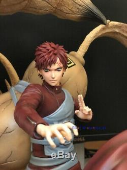 IN STOCK Naruto Gaara Figurine Statue Resin Model Collection 26'' Recast Figure