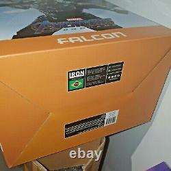 IRON STUDIOS AVENGERS ENDGAME FALCON BDS ART SCALE 1/10 FIGURE STATUE 40cm/15.7