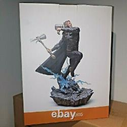 IRON STUDIOS AVENGERS ENDGAME THOR BDS ART SCALE 1/10 FIGURE STATUE 27cm/10.6