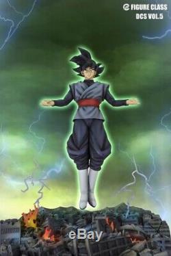 In StockDragon Ball Figure Class Black Goku Resin Statue