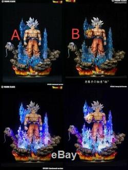 In StockDragon Ball Super Figure Class Goku Energy Ball Version Resin Statue