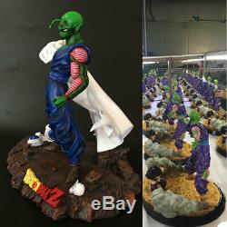 In Stock Dragon Ball 1/6 Piccolo Figurine Resin Statue 29cm Model Figure Collect