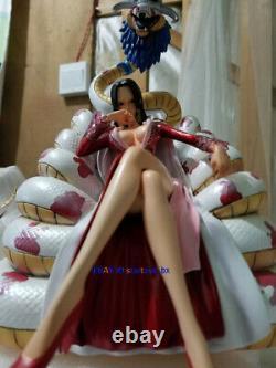 In Stock One Piece 1/6 Scale Boa Hancock Resin Figure Model Painted GK Statue Ne