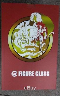 In stockDragon Ball Figure Class SSJ4 Goku Resin Statue