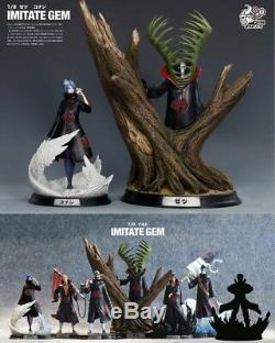 In stock Naruto Akatsuki Konan Figures FOC Resin statue Limited 300 PCS
