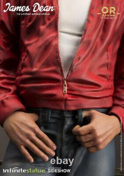 Infinite Statue 1/6 James Dean Actor #905614 Male Figure Statue Model Toys