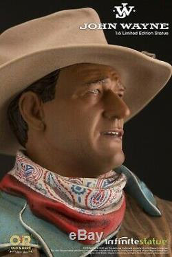 Infinite Statue 1/6 John Wayne 906558 Resin Figure Statue Collectible Presale
