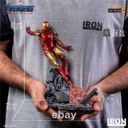 Iron Man Mark LXXXV BDS Art Scale 1/10 Avengers Endgame Statue Figure Toy