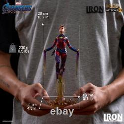 Iron Studios 110 MARCAS24619-10 Captain Marvel Avengers Endgame Figure Statue