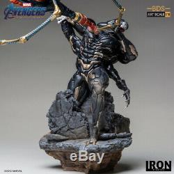 Iron Studios 110 Spider Man Fight Molding Statue The Avengers End Game Figure