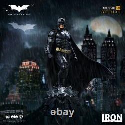 Iron Studios 1/10 DCCTDK27320-10 Batman The Dark Knight Action Figure Statue