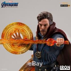 Iron Studios 1/10 Doctor Strange Statue AvengersEndgame Figure Collection Toys