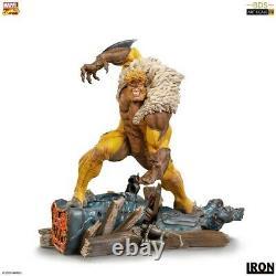 Iron Studios 1/10 MARCAS23419-10 Sabretooth Polystone Figure Statue Toys Presale