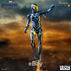 Iron Studios 1/10 Pepper Potts in Rescue Suit Statue AvengersEndgame Collection