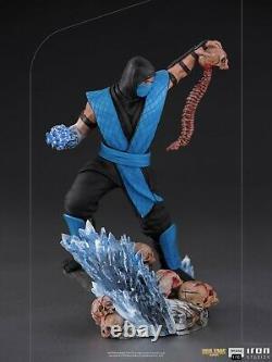 Iron Studios 1/10 Sub-Zero Figure MORTAL42821-10 Mortal Kombat Statue Collection