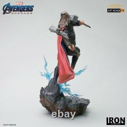 Iron Studios 1/10 Thor Stormbreaker Thunder Statue Avengers Endgame Figure Model