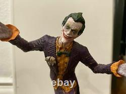 Iron Studios JOKER Batman Arkham Knight 110 Art Scale Statue Figure DC Comics