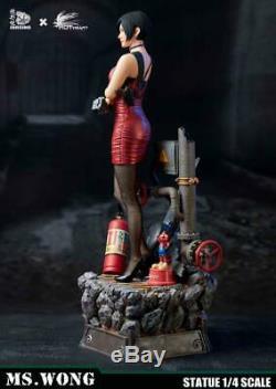 JORSING x Hot Heart 1/4 Ms. Wong 0174EX Living Dead Figure Resin Statue Presale
