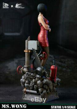 JORSING x Hot Heart 1/4 Ms. Wong Living Dead 0174 Resin Statue Normal Ver Presale