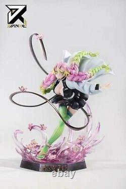 Jianke Studio Kimetsu no Yaiba Kanroji Mitsuri Resin Figure GK Statue In Stock
