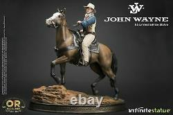John Wayne 16 Scale Infinite Statue 906558 Resin Collectible Figure Model Toy