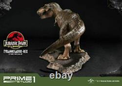 Jurassic Park Tyrannosaurus Rex Prime Collectible Figure 1/38 PVC Statue