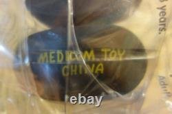 Kaws Medicom Toy Open Edition 2016 Black Companion (Flayed) Sculpture Figure