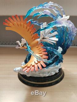 King Finger Studios Shiny Ho-oh Resin Statue Pokemon Figure Resin GK Japan