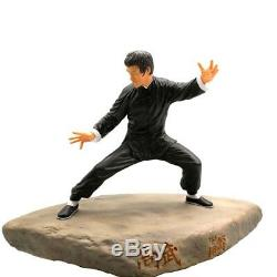 Kings of Kung Fu Bruce Lee Statue Desktop Decoration Figure Collection Toy Model