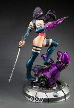 Kotobukiya PSYLOCKE Fine Art Statue X-Men Danger Room Sessions Figure Marvel MIB